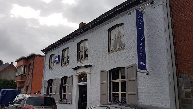 Den Bompa in de Nieuwstraat.