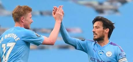 City écrase Newcastle, encore un assist pour De Bruyne