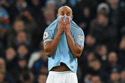 """Kompany kampt opnieuw met """"enkele kleine blessures"""", meldt Man. City-trainer Guardiola"""