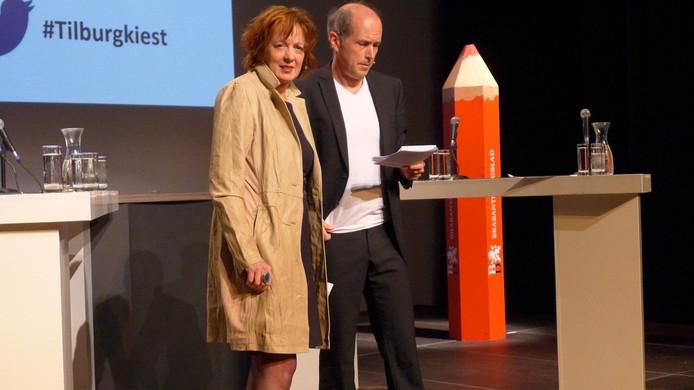 Lijsttrekkersdebat Tilburg