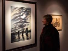 Bijzondere expositie van schilderijen L'Hoëst in Museum Flehite: hij schilderde zoals hij zich voelde