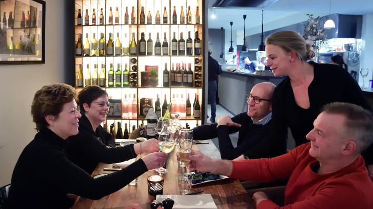Bij dit restaurant in Roosendaal kun je de Belgische keuken proeven, zonder poespas