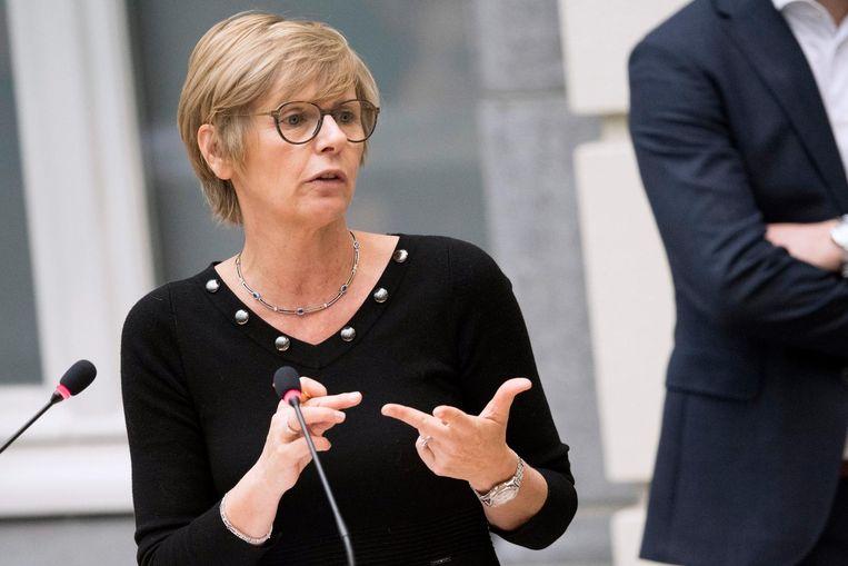 Vlaams volksvertegenwoordiger Martine Fournier betreurt het uitstel.