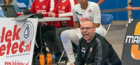 Coach Van der Linden vertrekt bij Batouwe