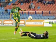 ADO komt sterk terug en speelt gelijk tegen Vitesse
