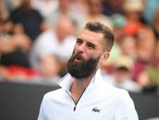 """Exclu de l'US Open, Benoît Paire dénonce une """"fausse bulle"""""""