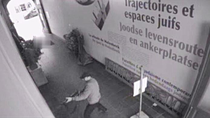De aanslag op het Joods Museum in Brussel in mei kostte aan 4 mensen het leven.