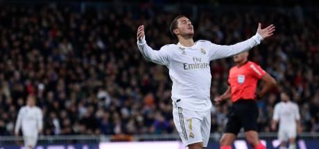 Hazard begon met 5 kilo overgewicht bij Real Madrid: 'Vakantie is vakantie'