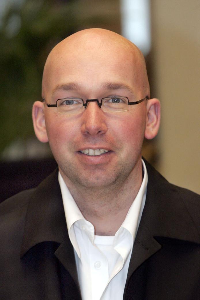 LPF-fractievoorzitter Dave van der Meer
