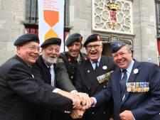 Veteranen vinden elkaar in Vianen