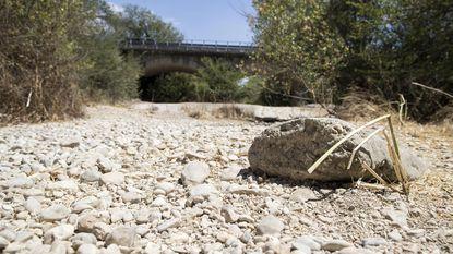 Romeinen moeten op waterrantsoen wegens aanhoudende droogte
