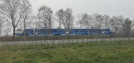 Geen treinen tussen Zwolle en Enschede door aanrijding