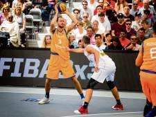 Basketballer Jesper Jobse uit Vlissingen kan zich met Oranje opmaken voor WK 3x3