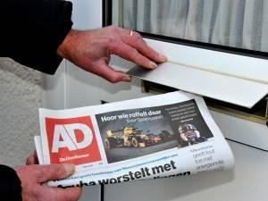 Meldpunt bezorgservice kranten niet bereikbaar