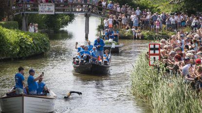 """Nederlandse olympisch kampioen die kanker overwon, zwemt volledige Elfstedentocht: """"195 km zwemmen, dat is waanzinnig"""""""
