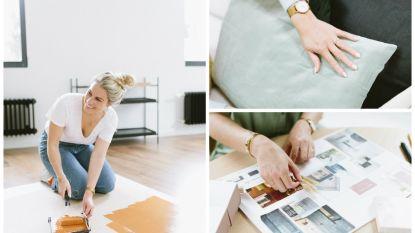Waarom je beter niet voor witte muren kiest: interieurstyliste geeft advies om je woning groter te laten lijken