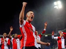 Bozeník helpt Feyenoord aan spectaculaire zege met eerste eredivisiegoal