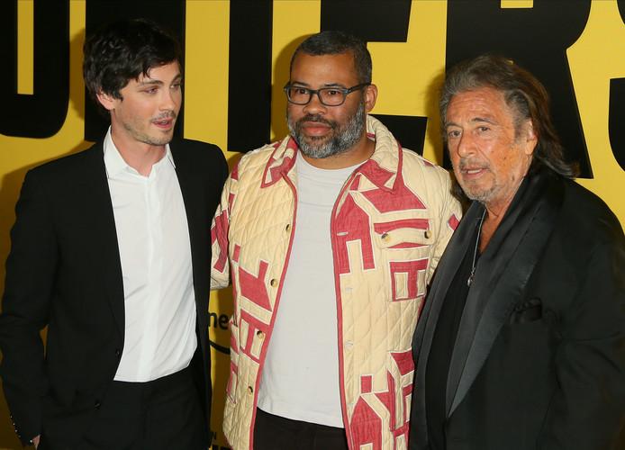 Logan Lerman, Jordan Peele en Al Pacino