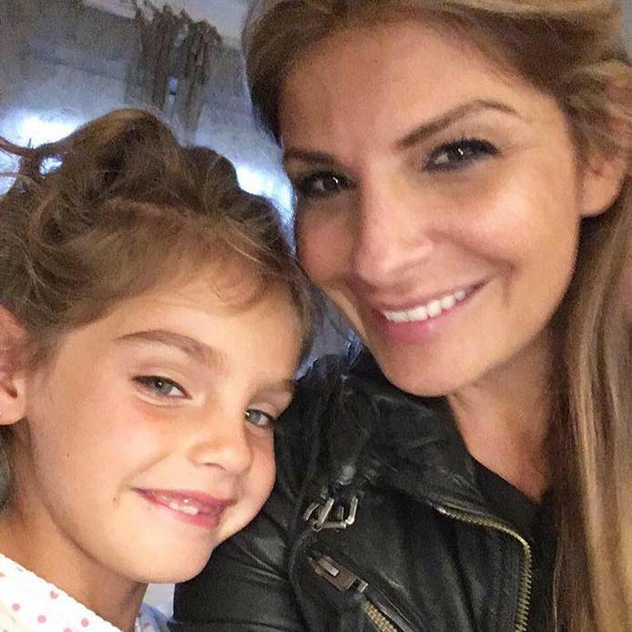 Ellie et sa fille Bibi ont passé trois jours en détention à Dubai.