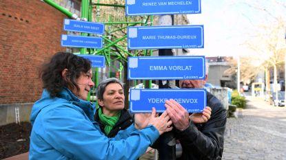 VIDEO Kent u Isala Van Diest of Kerstine Liedekens al? Binnenkort krijgen deze dames misschien een eigen straat of plein in Leuven