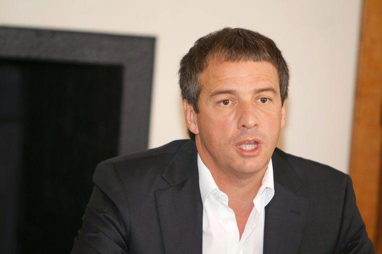 PS-burgemeester van Ans Stéphane Moreau.