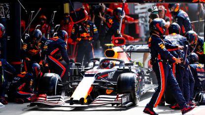 Red Bull voert bij Pierre Gasly snelste bandenwissel ooit uit in GP van Groot-Brittannië