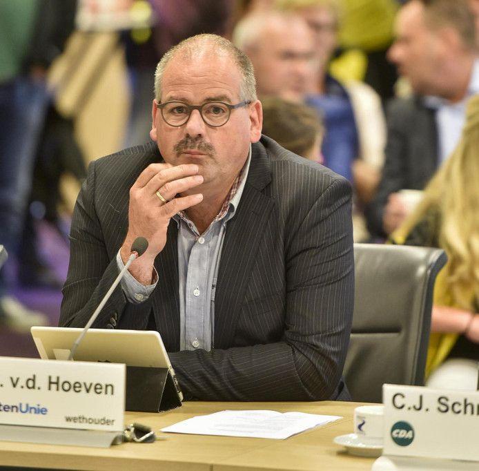 Wijnand van der Hoeve, wethouder Aalburg.