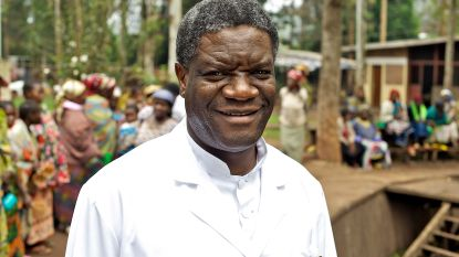 Nobelprijswinnaar Mukwege krijgt eredoctoraat van UAntwerpen