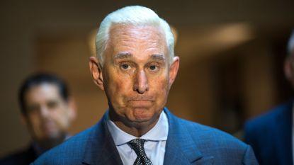 Roger Stone, oud-adviseur van Trump, opgepakt