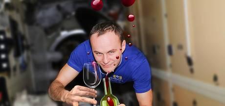 Waarom astronauten wijn meenemen als ze de ruimte ingaan