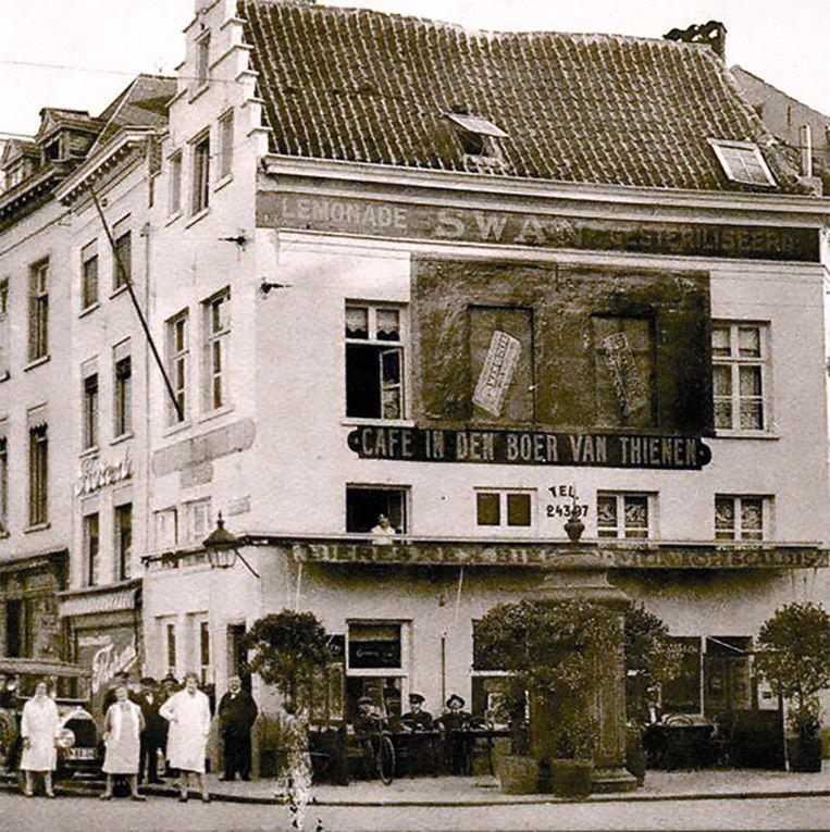 De Boer van Tienen heette vroeger In den Boer van Tienen.