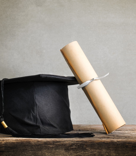 Statushouders met diploma aan de slag