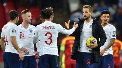 EK-KWALIFICATIES. Engeland zeker na 7-0 en hattrick Kane - Ook Turkije, Frankrijk en Tsjechië plaatsen zich