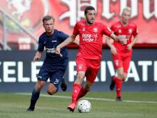 Aburjania mag vertrekken bij FC Twente