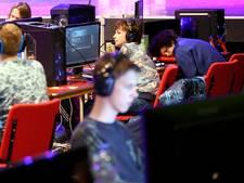 24 uurs LAN-party game battle voor 390 Veenendaalse scholieren