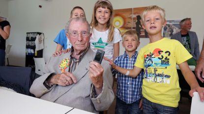 Oudste Eeklonaar Oscar Verspeurt (104) overleden