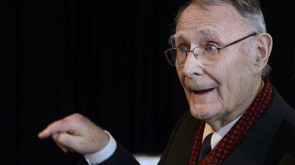 Ikea-oprichter Ingvar Kamprad (91) overleden: multimiljardair die in tweedehandskleren bleef rondlopen en met oude Volvo reed