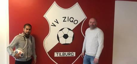 Antal Tooten nieuwe trainer Zigo