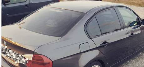 Donkere autoruiten leiden tot aanhouding van BMW-rijder op A58