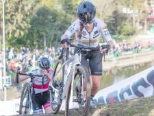 Shirin van Anrooij rijdt in Leuven naar plaats zeven