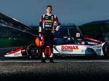 Van Kalmthout crasht bij debuut in IndyCar