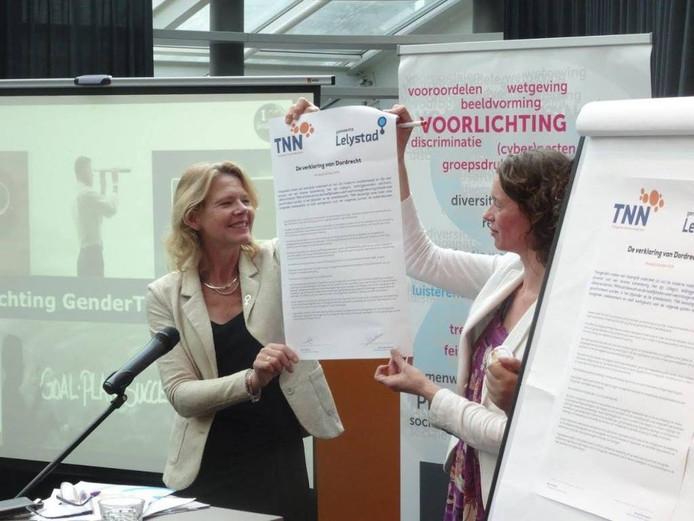 De verklaring van Dordrecht is getekend.