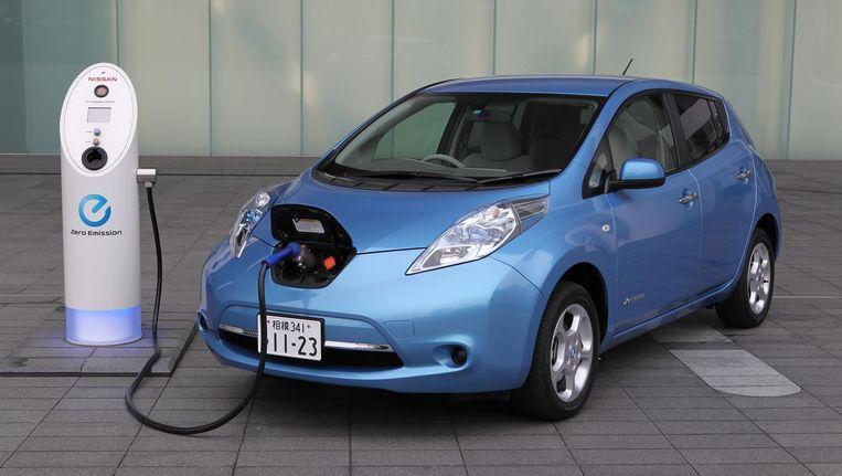 Shell Neemt 30 Duizend Oplaadpunten Voor Elektrische Auto S Over
