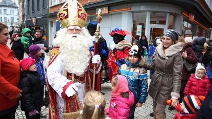 Sinterklaas komt naar JC Bokaal