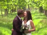Guido en Marit trouwden corona-proof: 'Dit moest gewoon doorgaan'
