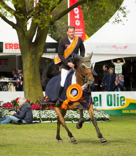 Marc Houtzager Nederlands kampioen springen in Mierlo
