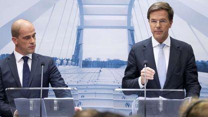Wie profiteert van gewijzigd regeerakkoord in Nederland?