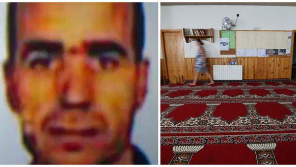 Imam Abdelbaki Es Satty wordt gezien als het brein achter de aanslagen in Spanje.