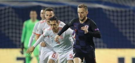 Geblesseerde Rakitic mist clash tegen Engeland