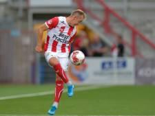 LIVE | TOP Oss speelt te traag om het Jong FC Utrecht lastig te maken: 2-0